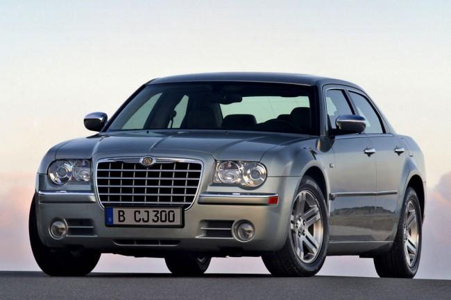 Фото Chrysler 300C