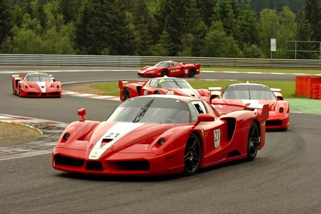 Ferrari FXX фото