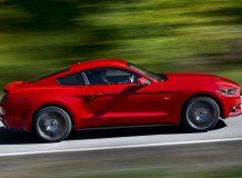 Фото нового Ford Mustang 2015