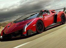 Lamborghini Veneno Roadster фото