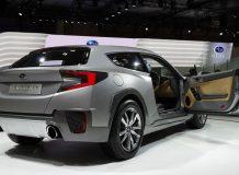 Фото Subaru Cross Sport Concept