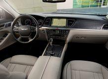Hyundai Genesis 2 фото салона