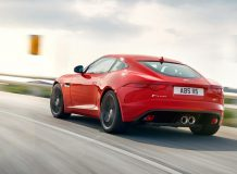 Jaguar F-Type Coupe фото