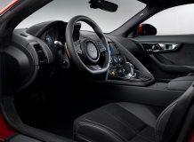 Фото салона Jaguar F-Type Coupe