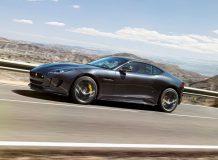 Фото Jaguar F-Type Coupe 2016