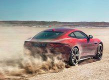 Jaguar F-Type Coupe AWD фото