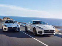 Фото нового Jaguar F-Type 2017