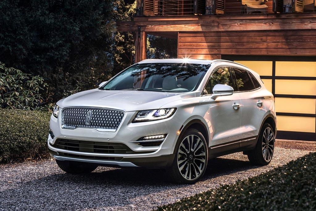 Обновленный Lincoln MKC 2018