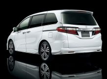 Honda Odyssey Absolute фото