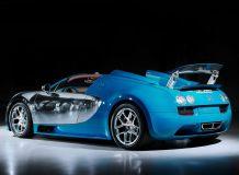 Bugatti Veyron Meo Constantini фото