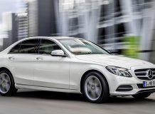 Новый Mercedes C-Class W205