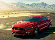 Новый Ford Mustang 6 поколения