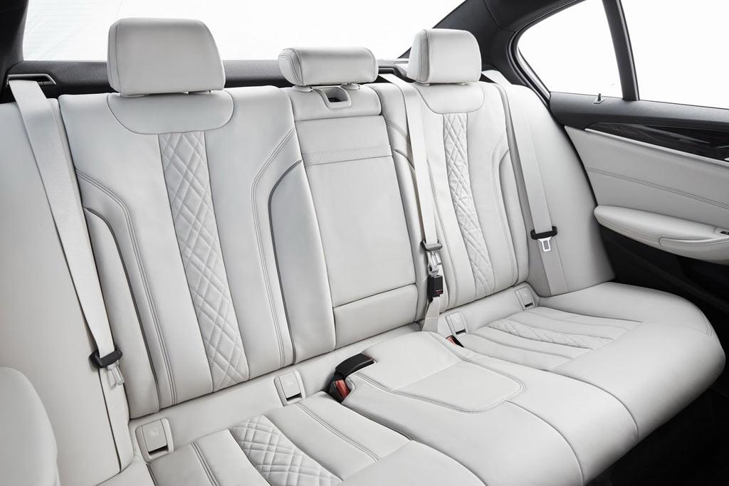 Интерьер BMW 5 G30