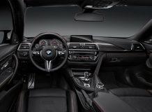 Фото салона BMW M4 F82
