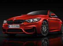 Новая модель BMW M4 Coupe 2017 фото