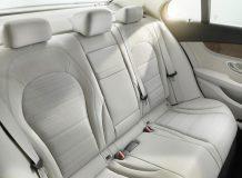 Интерьер Mercedes C-Class W205