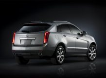 Cadillac SRX 2013 фото