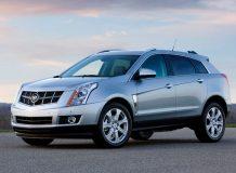 Фото Cadillac SRX 2011