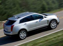 Фото Cadillac SRX II