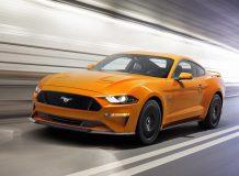 Фото нового Форд Мустанг 2017 года