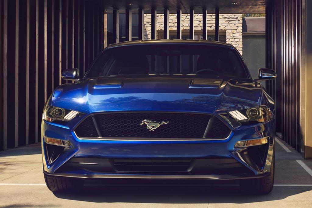 Форд Мустанг 2018 в новом кузове
