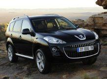 Автомобиль Peugeot 4007 2013