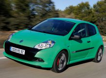 Renault Clio III RS фото