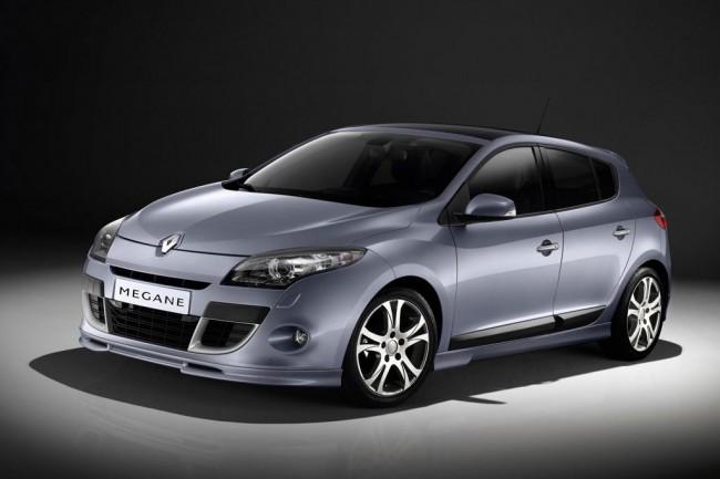 Renault Megane 3 Limited Edition