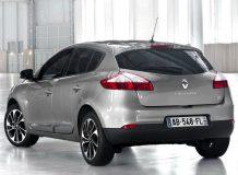 Фото нового Renault Megane III 2014