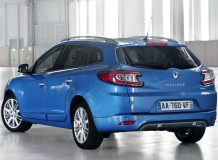 Фото Renaul Megane III Estate 2014