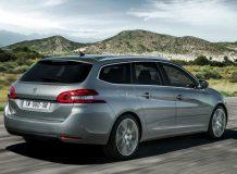 Новый Peugeot 308 SW универсал 2015