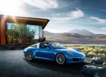 Porsche 911 (991.2) Targa 4 фото