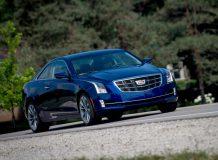 Cadillac ATS Coupe 2017 фото