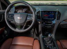 Фото салона Cadillac ATS Coupe