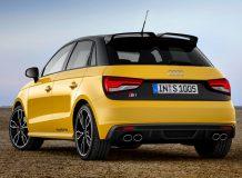 Audi S1 Sportback фото