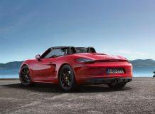Porsche Boxster GTS фото