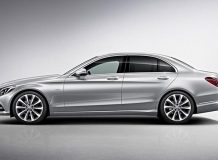 Фото Mercedes C-Class Edition 1