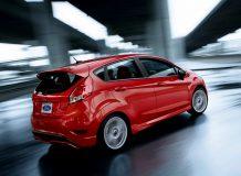 Ford Fiesta VI ST фото