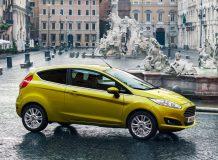 Ford Fiesta 2015 3-дверный