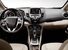 Фото салона Ford Fiesta 6