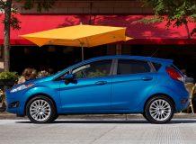 Фото Ford Fiesta 2015 года