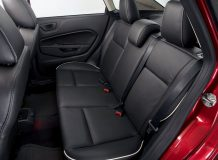 Интерьер Ford Fiesta VI