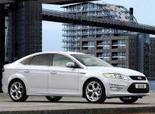 Ford Mondeo IV хэтчбек