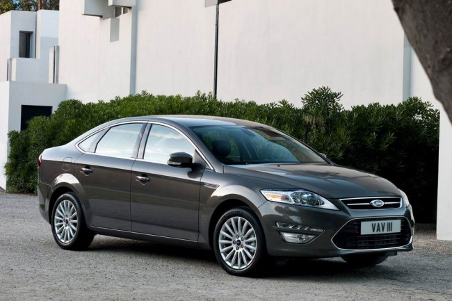 Седан Ford Mondeo 4