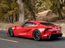Toyota FT-1 Concept фото