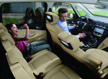 Интерьер Ford Galaxy III