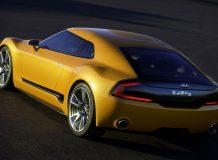 KIA GT4 Stringer Concept фото