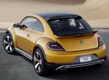 Volkswagen Beetle Dune Concept фото