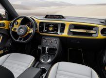 Фото салона VW Beetle Dune Concept
