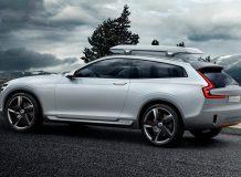 Концепт Volvo XC Coupe фото